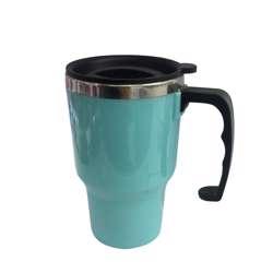 Delcasa DC1672 450ml Stainless Steel Travel Mug