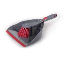 Delcasa DC1604 Dust Pan & Brush Set