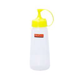 Delcasa DC1556 Ketchup Bottle + Washer 12oz
