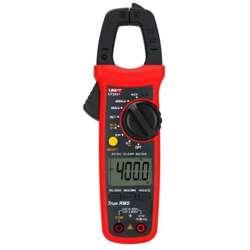 UNI-T UT203+ True RMS, 4000 counts, 400A AC/DC Digital Clamp Meter