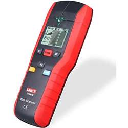 UNI-T UT387B Digital Wall Scanner, SCAN behind walls - metals, live electrical wires, and wood