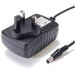 Voltron-5V 2A Switching Power Adapter AC-DC With 3pin UK plug