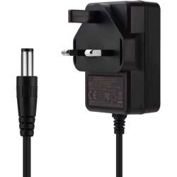 Voltron-9V 2A Switching Power Adapter-AC-DC With 3Pin UK Plug