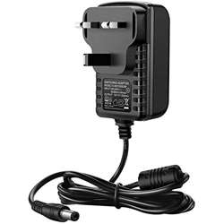 Voltron-12V 2A Switching Power Adapter AC-DC With 3Pin UK Plug