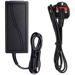Voltron-12V 3A Switching Power Adapter AC-DC With 3Pin UK Plug