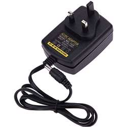 Voltron-24V 2A Switching Power Adapter-AC-DC With 3Pin UK Plug