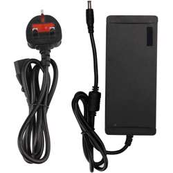 Voltron-24V 5A Switching Power Adapter-AC-DC With 3Pin UK Plug