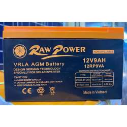 Voltron-Raw Power VRLA AGM Battery 9A-12V