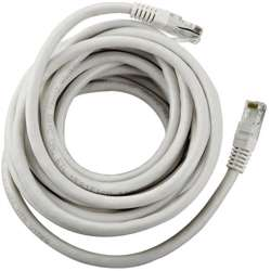 Voltron-CAT6e Cable 10Meter (RJ45 CAT6 Ethernet Patch Internet Cable-24AWG UTP)