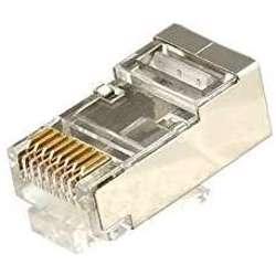 Voltron-RJ45 CAT6 UTP Steel Connector (1x100Pcs)