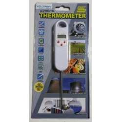 Voltron VT9222A Pocket Type Multi Digital Thermometer -50 to +300C