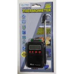 Voltron VT9283B Pocket Type Portable Digital Thermometer -50 to +300C