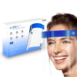 Airkit Face Shield with Straps