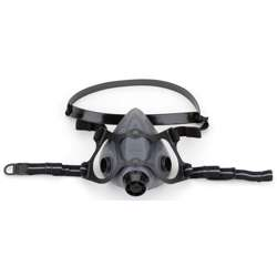 Honeywell by North 550030L  5500 Series Half Mask (Large Size)