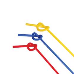 Falcon Plastic Straw – Artistic Mixed Color 6 X 26 Cm (1 Pack X 100 Pieces)