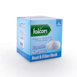 Dust Mask (1 Pack X 50 Pieces)