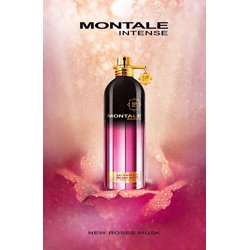 Montale Paris Intense Roses Musk Edp 100Ml Tester