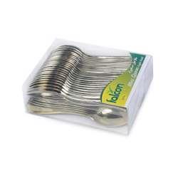 Light Gold Mini Spoon In Box (50 Pieces X 1 Box) ( Gs-6308 )