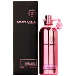 Montale Paris Roses Musk 100Ml Hair Mist Tester