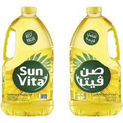 Sun Vita Cooking & Frying Oil 1.5L