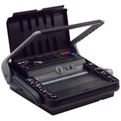 GBC MultiBind 230 Binding Machine (Manual) - Black