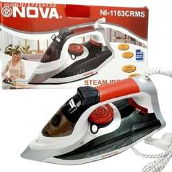 Nova NI-1163CRMS Steam Iron