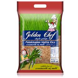 Golden Chef Palakkadan Matta Rice 5kg
