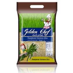 Golden Chef Thanjavur Kuruva Rice 5kg