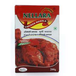Nellara Chicken Masala Powder 200g