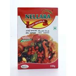 Nellara Chat Masala Powder 100g
