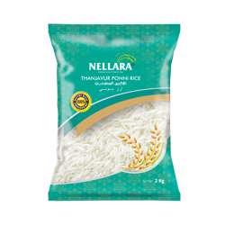 Nellara Thanjavur Ponni Rice 2kg