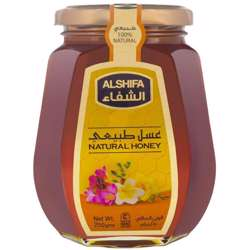 Alshifa Natural Honey 250gm