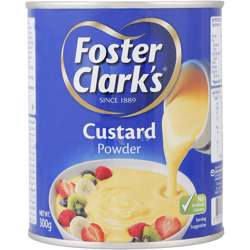 Foster Clarks Custard Powder 300gm