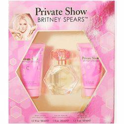 Britney Spears Private Show (W) Edp 100Ml+50Ml Bl+50Ml Sg Set