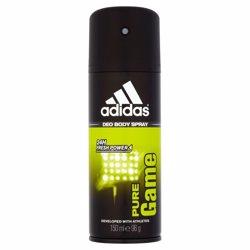 Adidas Pure Game (M) Deo Body Spray 150Ml