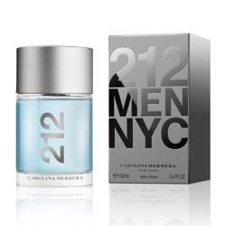 Carolina Herrera 212 (M) After Shave 100Ml