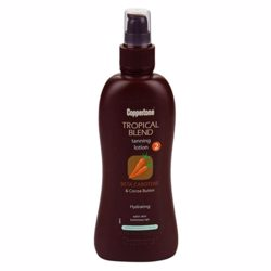 Coppertone Tanning Lotion 200Ml