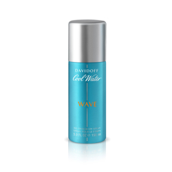 Davidoff Cool Water Wave (M) Body Spray 150Ml