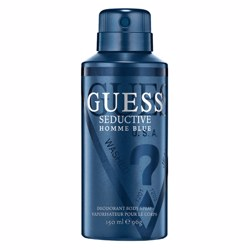 Guess Seductive Blue (M) Body Spray 226Ml