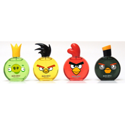 Angry Birds Grey Edt Miniture 5Ml