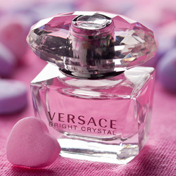 Versace Bright Crystal (W) Edt Miniture 5Ml