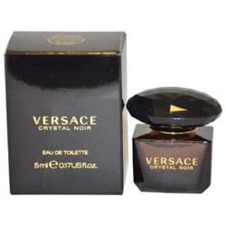 Versace Crystal Noir (W) Edt Miniture 10Ml