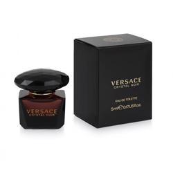 Versace Crystal Noir (W) Edt Miniture 5Ml