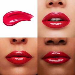Lancome L''''Absolu Lacquer Buildable Shine & Color Longwear Lip Color - # 515 Be Happy 8Ml preview