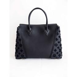 Boucheron Tote Leather (W) Bag Black