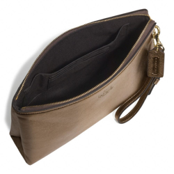 Coach Shimmer Pouch