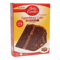 Betty Crocker Milk Chocolate Cake 500g