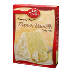 Betty Crocker - French Vanilla 510g