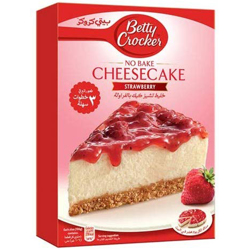 Betty Crocker Cheesecake Strawberry 360g