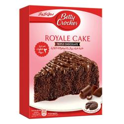 Betty Crocker Triple Chocolate Royale 610g